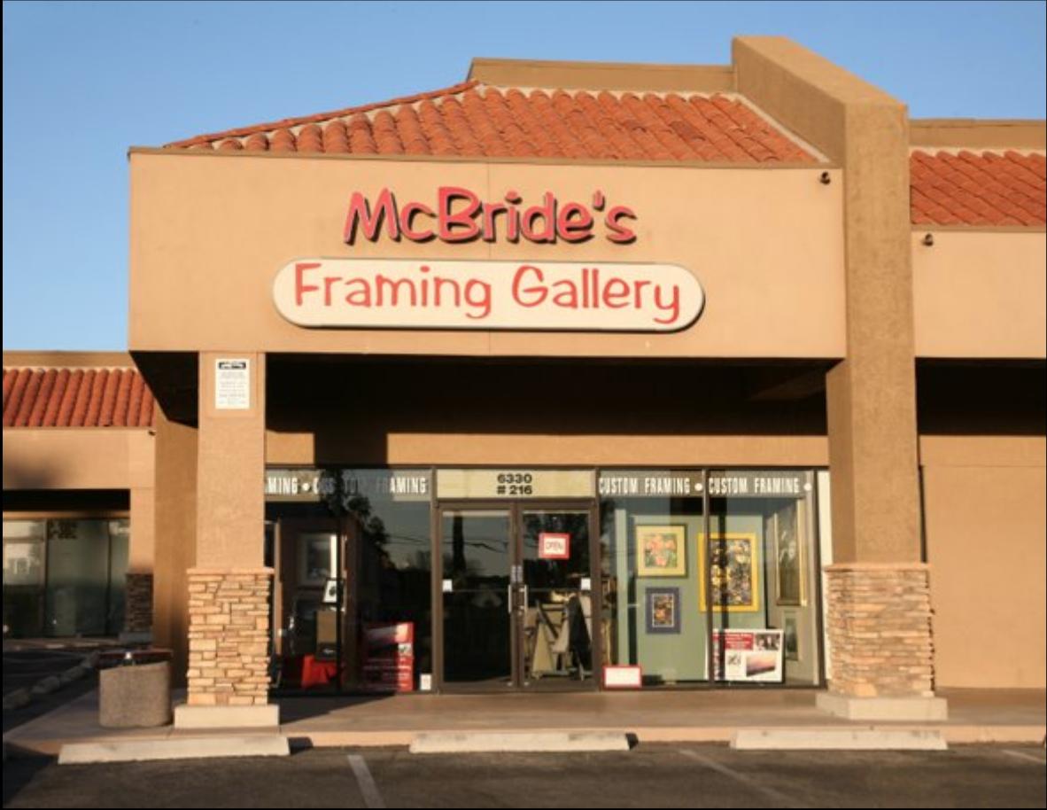 McBride's Framing Gallery