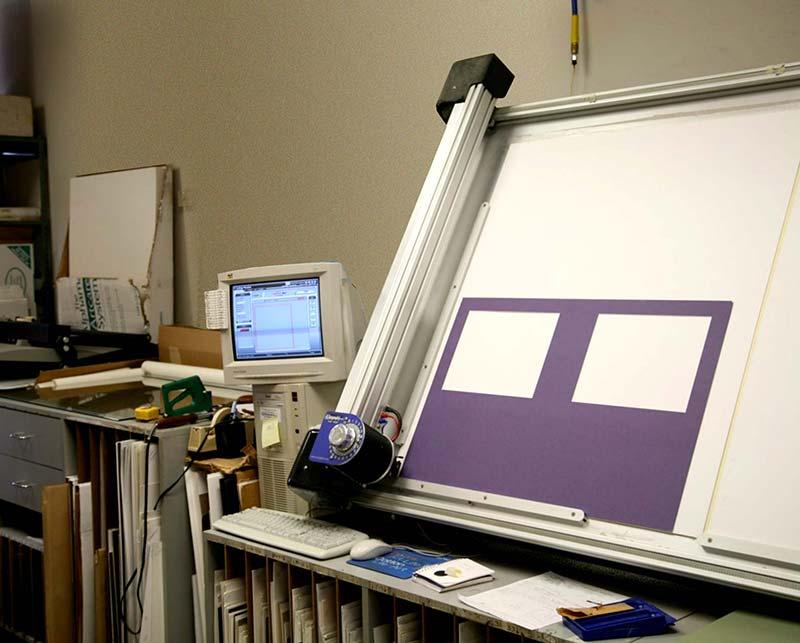 McBrides Framing Gallery Custom Mat Cutting
